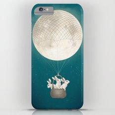 moon bunnies iPhone 6s Plus Slim Case