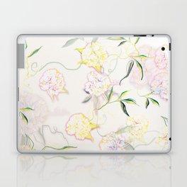 Pastel Hydrangea Laptop & iPad Skin