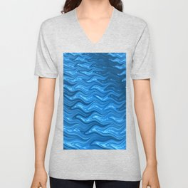 Choppy Waters Unisex V-Neck