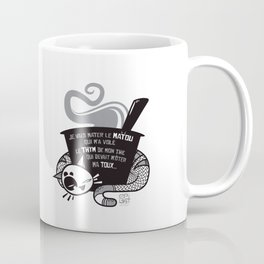 Matou Coffee Mug