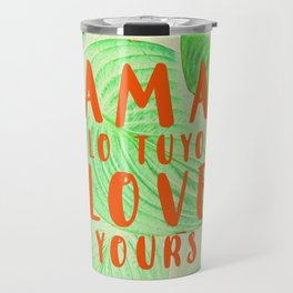 AMA/LOVE 002 Travel Mug