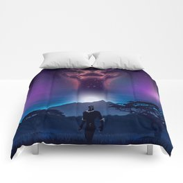 Black Panther Heaven Comforters