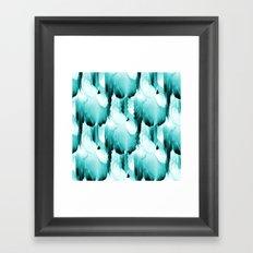 That Frozen Feeling.... Framed Art Print