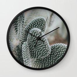 cactus iii Wall Clock