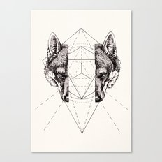 Geometry Within  Canvas Print