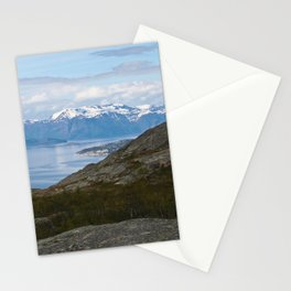 Kvaenangsfjord, Norway 2 Stationery Cards