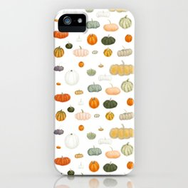 Pumpkin Madness iPhone Case