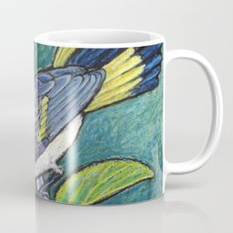 American Redstart Female Coffee Mug