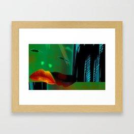 Imprint Framed Art Print