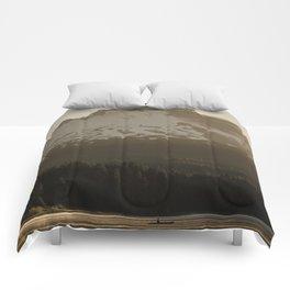 Mount Hood Adventure IV Comforters