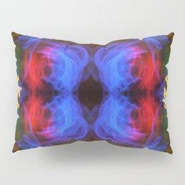 Abstract Light Trails 1016 Pillow Sham