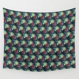 Rainforest pattern Wall Tapestry