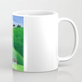 Hilly High Hills Coffee Mug