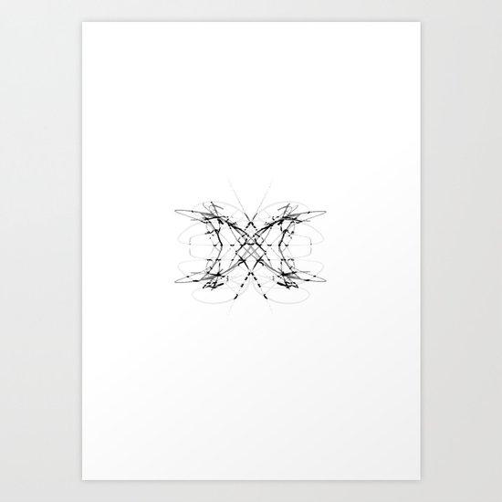 Enhanced Expression 2 Art Print