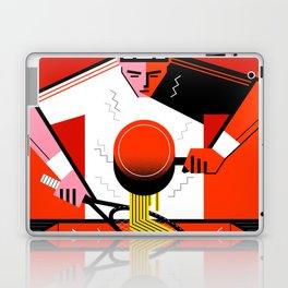 Quarantine Tennis Laptop & iPad Skin