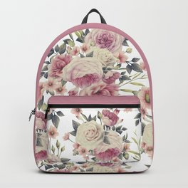 FLORAL PATTERN 5 Backpack