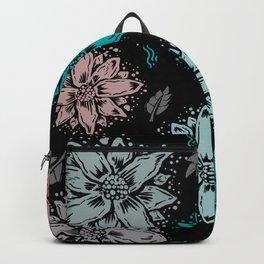 Delicate Flowers Backpack