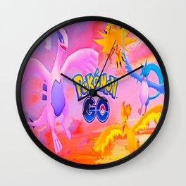 The Four Legendarys Wall Clock
