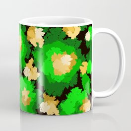 The colorful Book of Enchanted Garden. Coffee Mug