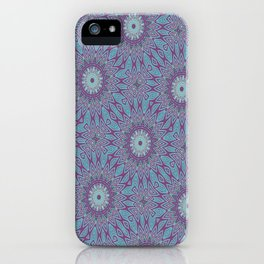 Gypsy Floral iPhone Case