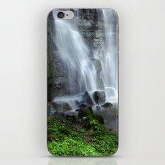 Waterfall at Swallet Falls iPhone & iPod Skin