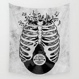 Til Death do us part. (v1) Wall Tapestry