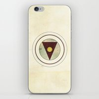 grunge iPhone & iPod Skins featuring Grunge by thinschi