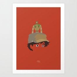 MZK - 1986 Art Print