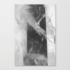 Crystal Depths Canvas Print