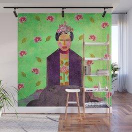 Frida Kahlo´s Dreams Wall Mural