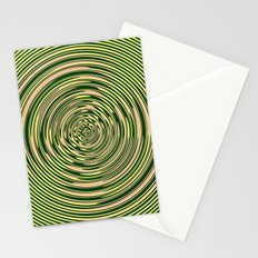 Warped Rings Stationery Cards