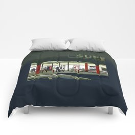 Superlight Comforters