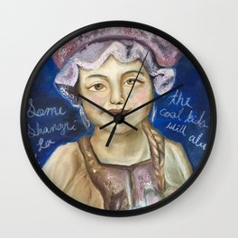Some Shangri-La Wall Clock