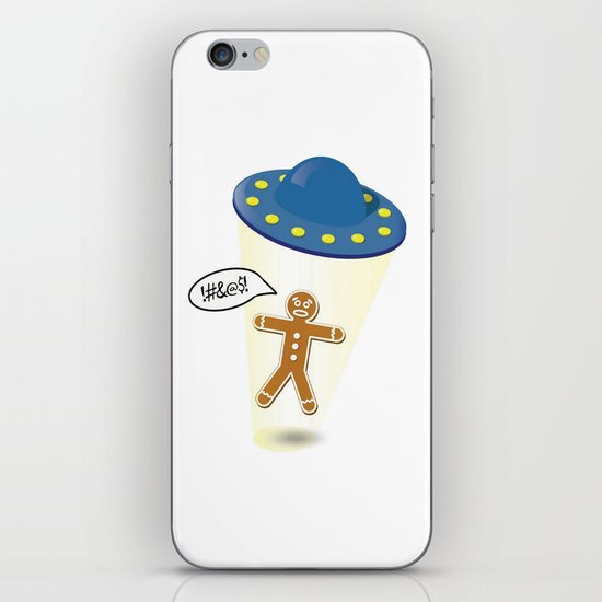 A Christmas Kidnapping iPhone & iPod Skin