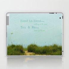 Hand in Hand... Laptop & iPad Skin