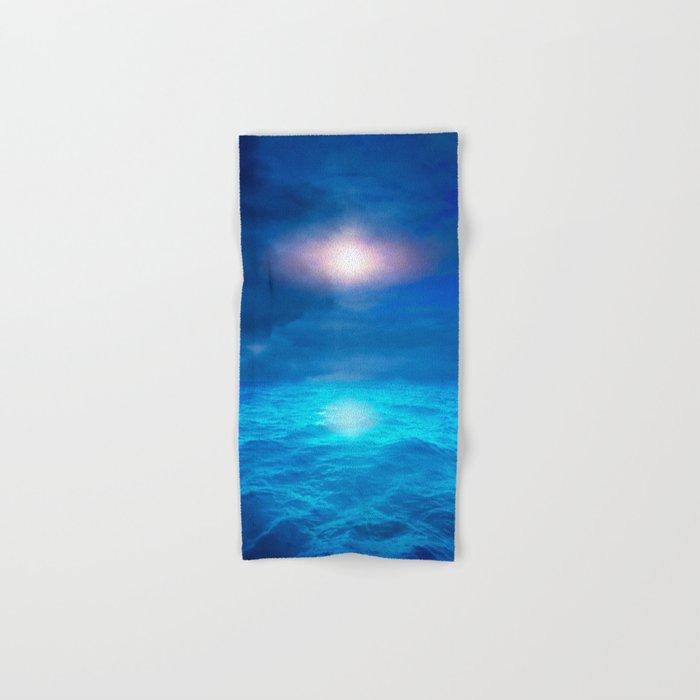 Out to Sea Hand & Bath Towel