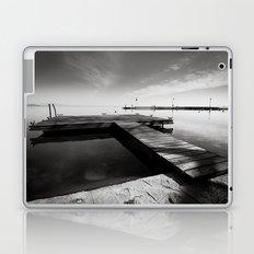 Balaton - Pier Laptop & iPad Skin