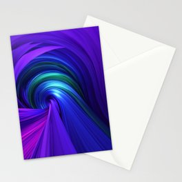 Twisting Forms #6 Stationery Cards