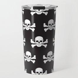 Crossbones Travel Mug