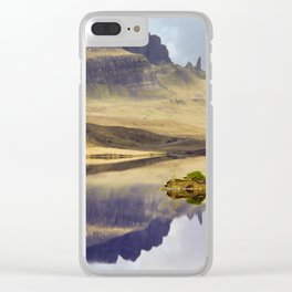 Reflection of Storr Clear iPhone Case