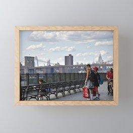 Promenade Heights Framed Mini Art Print
