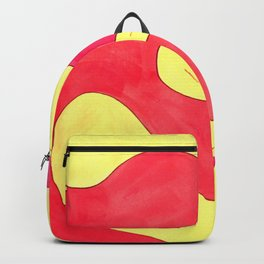 Winding Yellow Brick Road Backpack