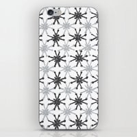 mid century iPhone & iPod Skins featuring Mid Century Modern #1 by Bird Junker