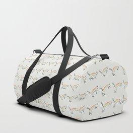 Rainbow Cat Duffle Bag