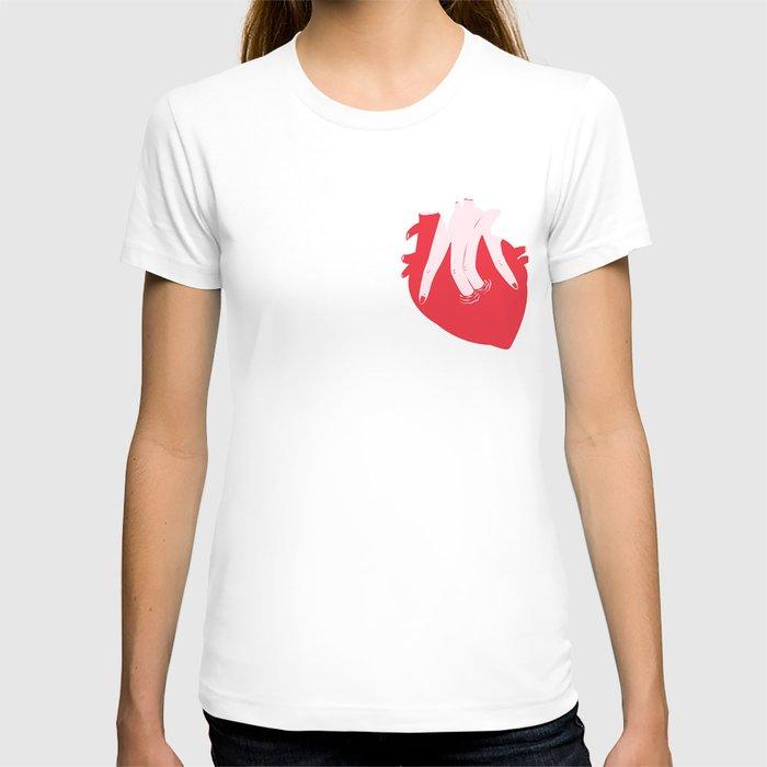 ponme la mano aquí T-shirt