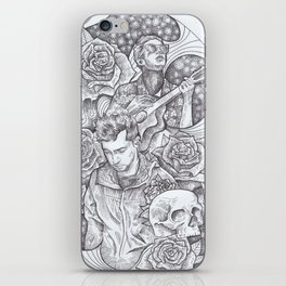 Tyler Joseph and Blurryface. TOP iPhone Skin