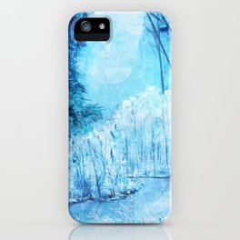 Ester Forest iPhone Case