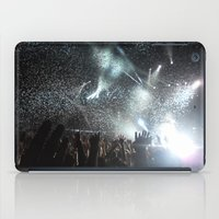 concert iPad Cases featuring Concert by Anna Mundy