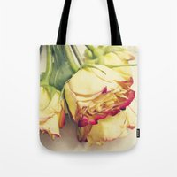friendship Tote Bags featuring friendship by Sandra Arduini