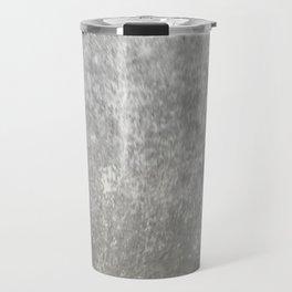 Gray Marble Travel Mug